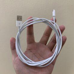 Cáp USB Lightning 2m