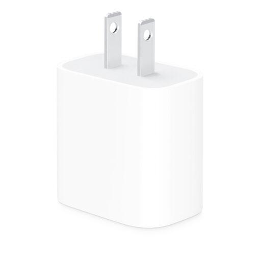 Củ Sạc Apple 18W bóc máy Mỹ 1