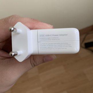 Sạc Macbook Pro 61W USB-C