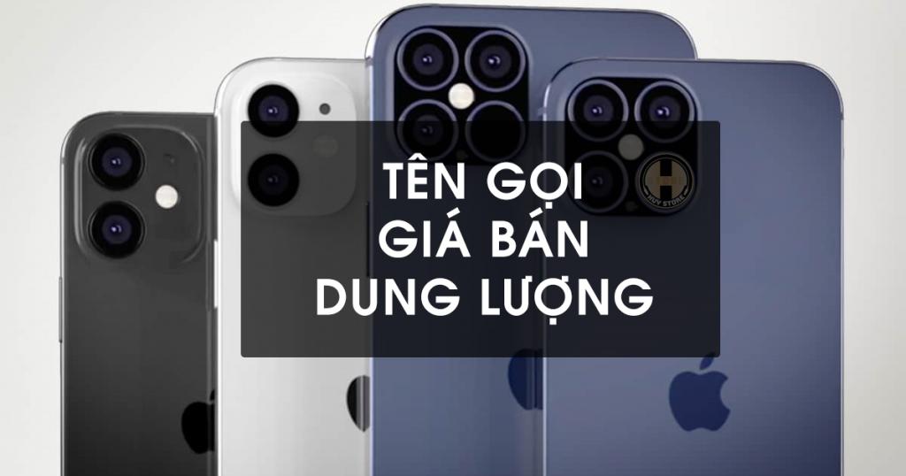 iPhone 12 Giá Bán